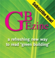 1 year Green Building Ezine
