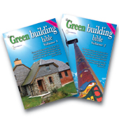 Green Building Bible ((both volumes) fourth edition)