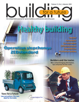 Healthy Building - Autumn 2004