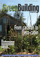 1 year Green Building magazine subscription