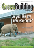 Green Building magazine magazine